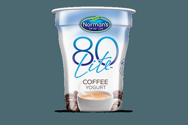 Norman's 80 Lite Coffee Yogurt