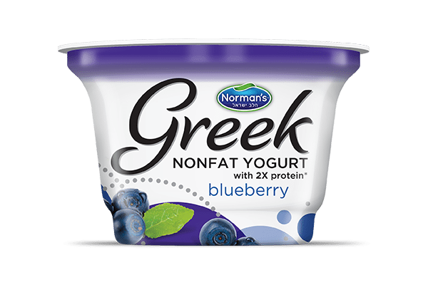 Norman's Greek Blueberry