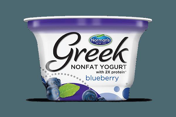 Norman's Greek Blueberry