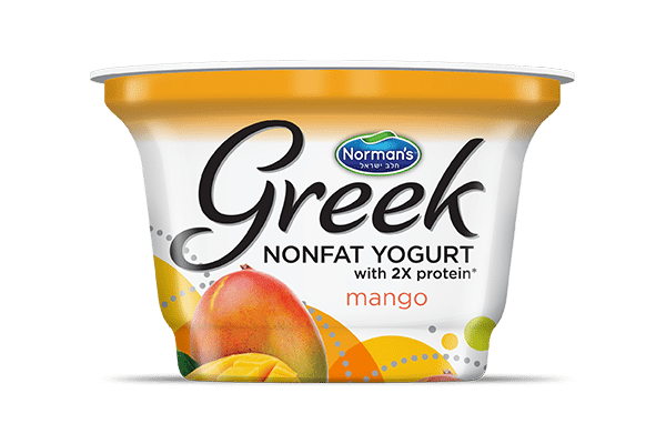 Norman's Greek Mango