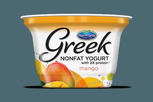 Norman's Greek Mango