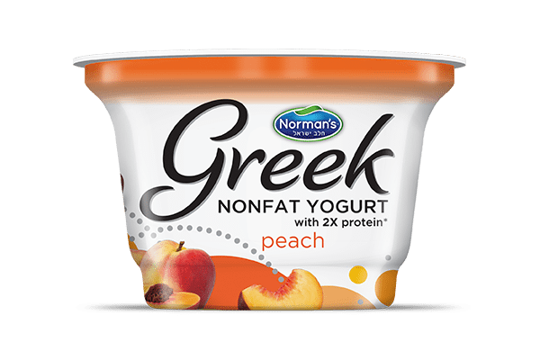 Norman's Greek Peach