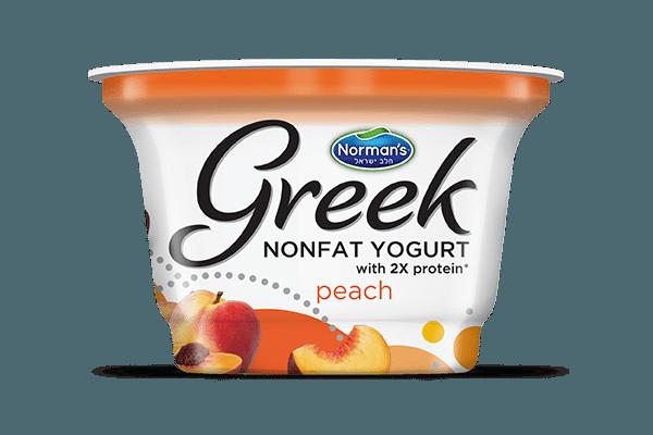 Norman's Greek Peach