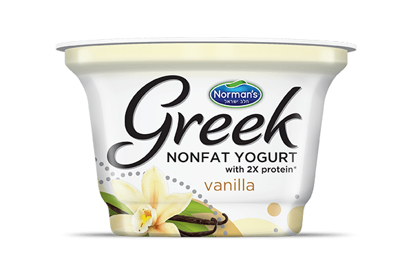 Norman's Greek Vanilla