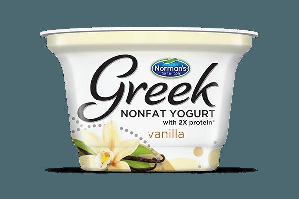 Norman's Greek Vanilla