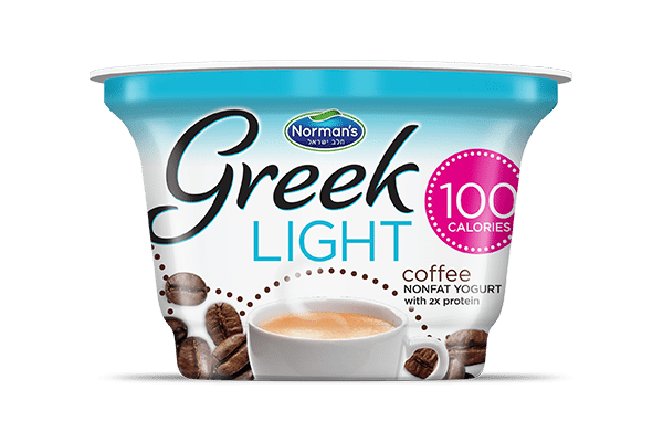 Norman's Greek Light Coffee