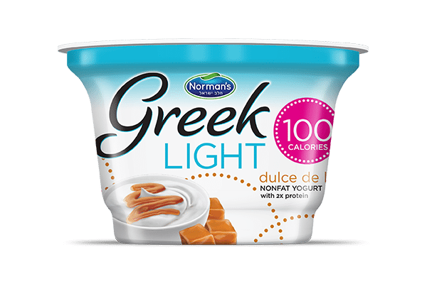 Norman's Greek Light Dulce De Leche