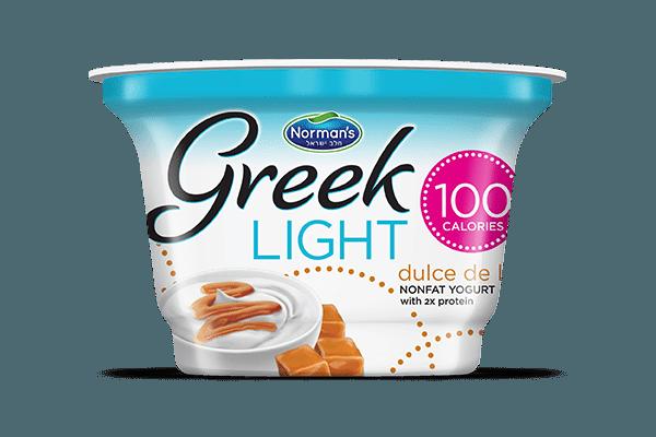 Norman's Greek Light Dulce De Leche