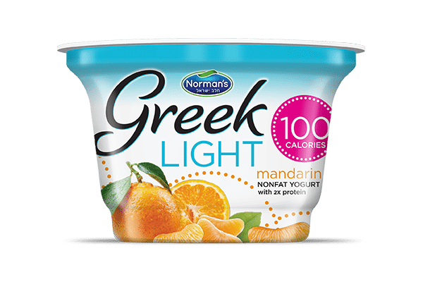 Norman's Greek Light Mandarin