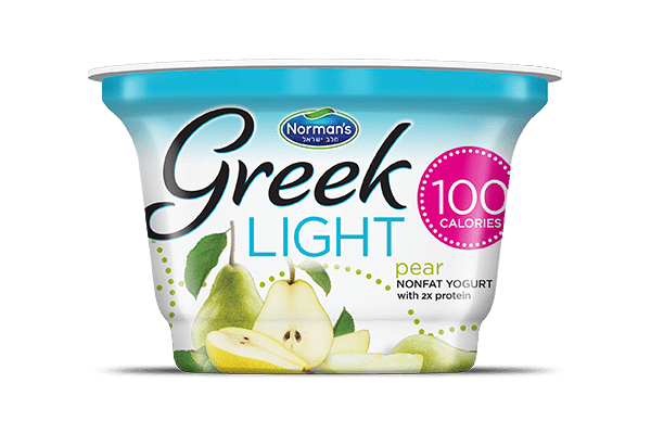 Norman's Greek Light Pear