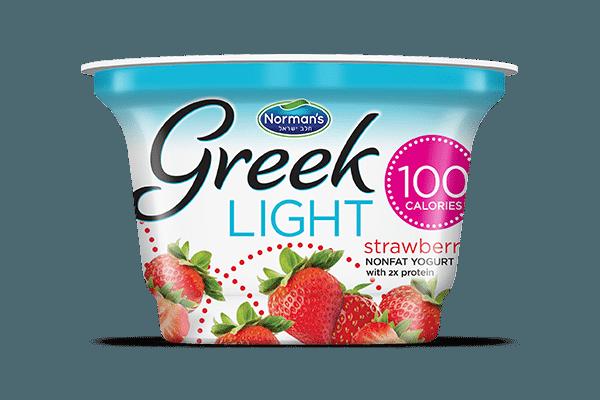 Norman's Greek Light Strawberry