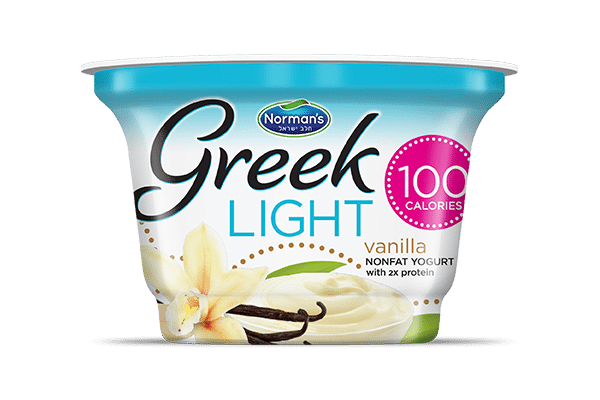 Norman's Greek Light Vanilla