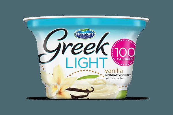 Norman's Greek Light Vanilla