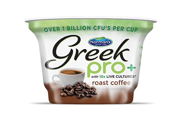 Norman's Greek Pro Coffee