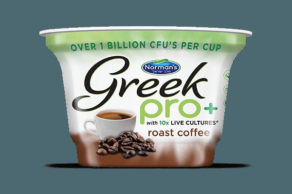 Norman's Greek Pro Coffee