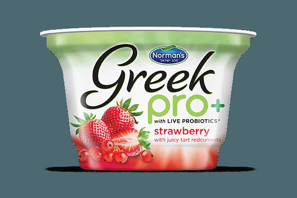 Norman's Greek Pro Strawberry