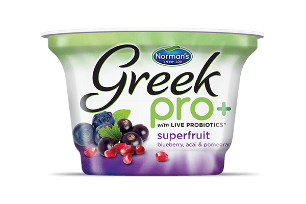 Norman's Greek Pro Superfruit