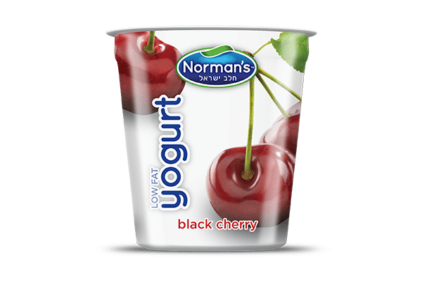Norman's Low Fat Black Cherry
