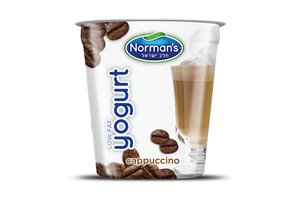 Norman's Low Fat Cappuccino