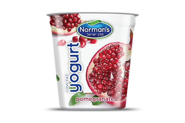 Norman's Low Fat Pomegranate