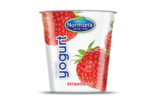 Norman's Low Fat Strawberry