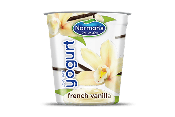 Norman's Low Fat Vanilla