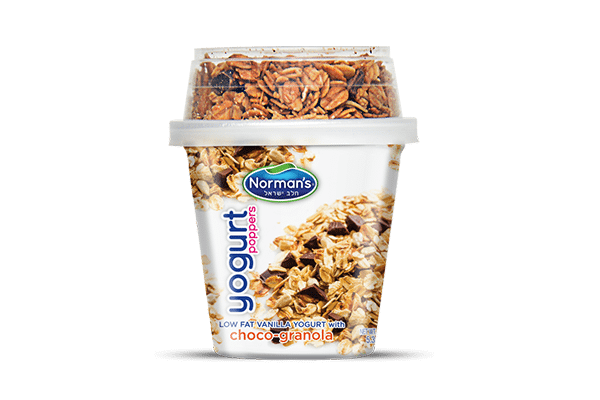 Norman's Poppers Choco-Granola