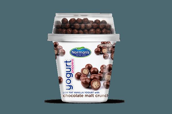 Norman's Poppers Chocolate Malt Crunch
