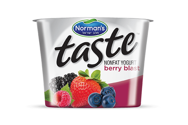 Norman's Taste Berry Blast