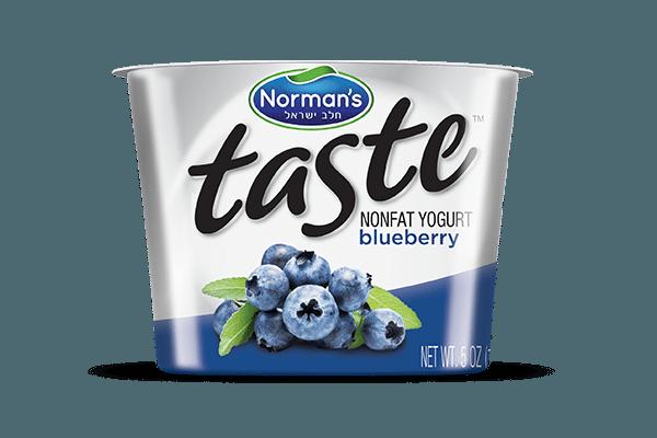 Norman's Taste Blueberry