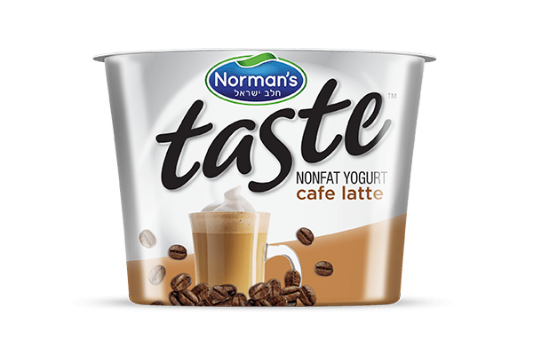 Norman's Taste Cafe Latte