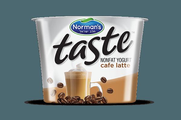 Norman's Taste Cafe Latte