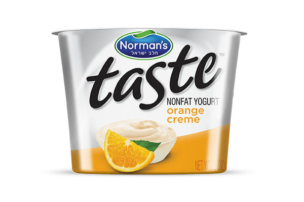 Norman's Taste Orange Creme
