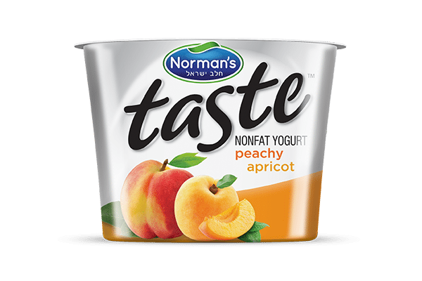 Norman's Taste Peachy Apricot
