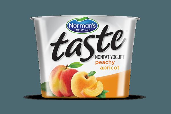 Norman's Taste Peachy Apricot