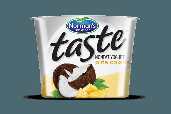 Norman's Taste Pina Colada