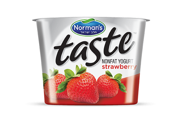 Norman's Taste Strawberry