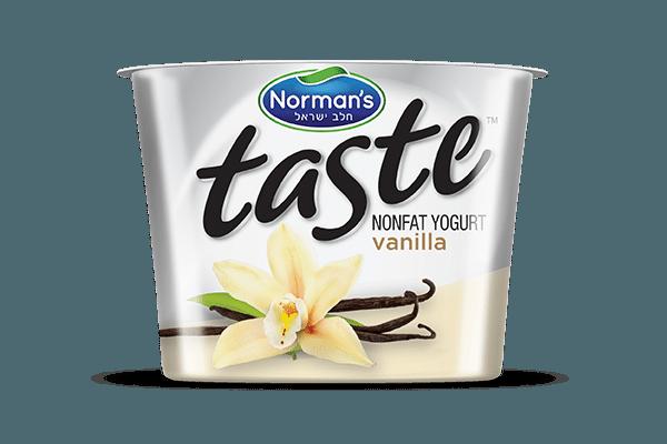 Norman's Taste Vanilla