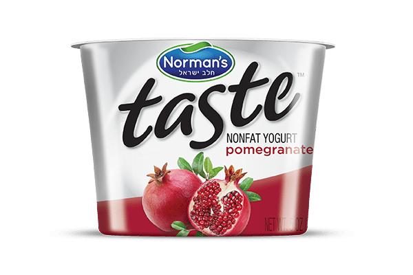 Norman's Taste Pomegranate