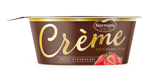 Norman's Creme Strawberry