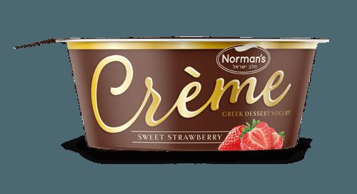 Norman's Creme Strawberry