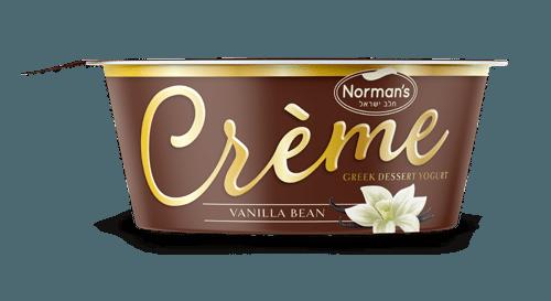 Norman's Creme Vanilla