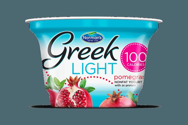 Norman's Greek Light Pomegranate