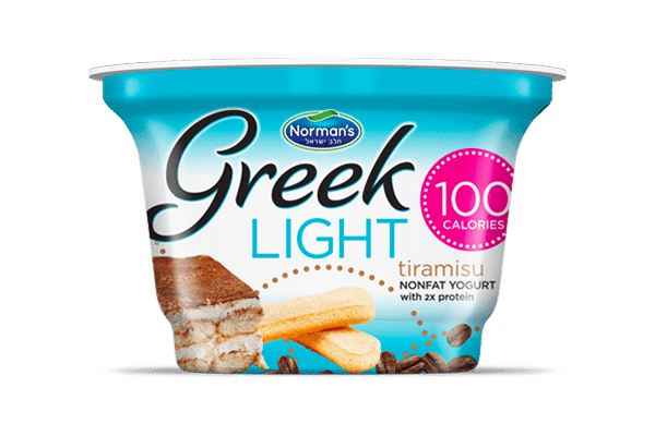Norman's Greek Light Tiramsiu