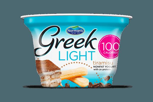 Norman's Greek Light Tiramsiu